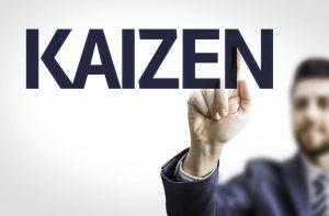 la meilleure stratégie pour introduire le kaizen en tant qu'événements permanents ?
