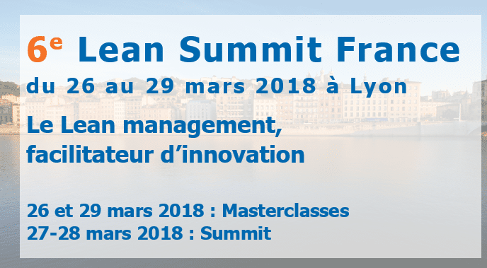 Lean Summit France 2018