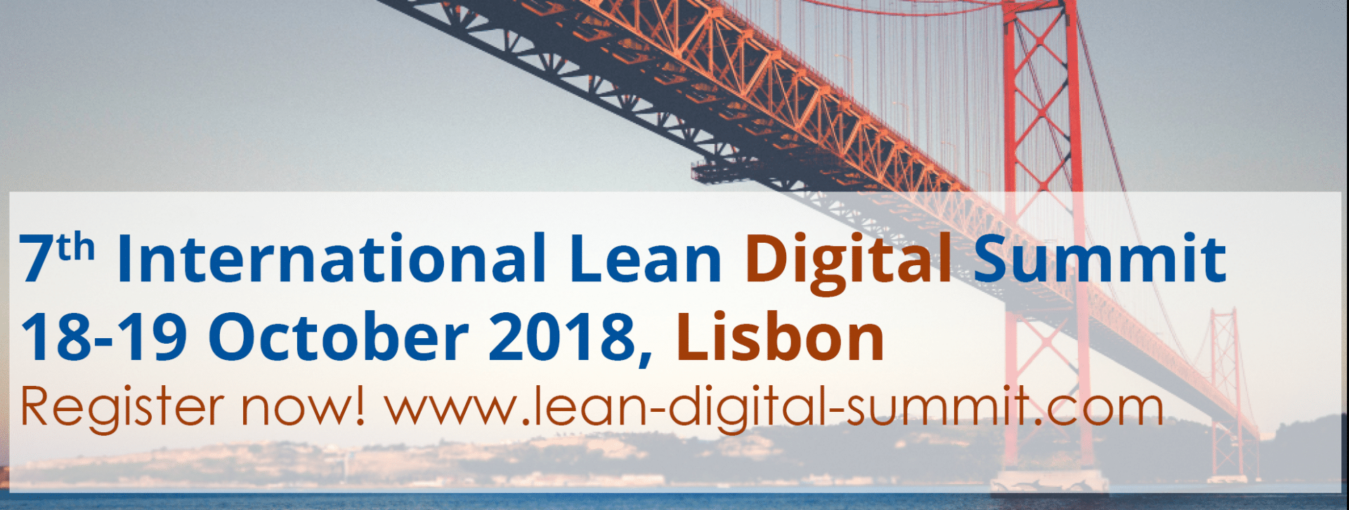 Lean Digital Summit