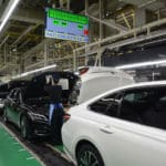 Motomachi Assembly Plant courtesy of Toyota