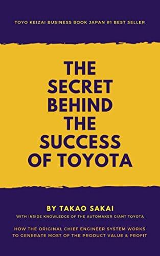 Les ingénieurs en chef chez Toyota