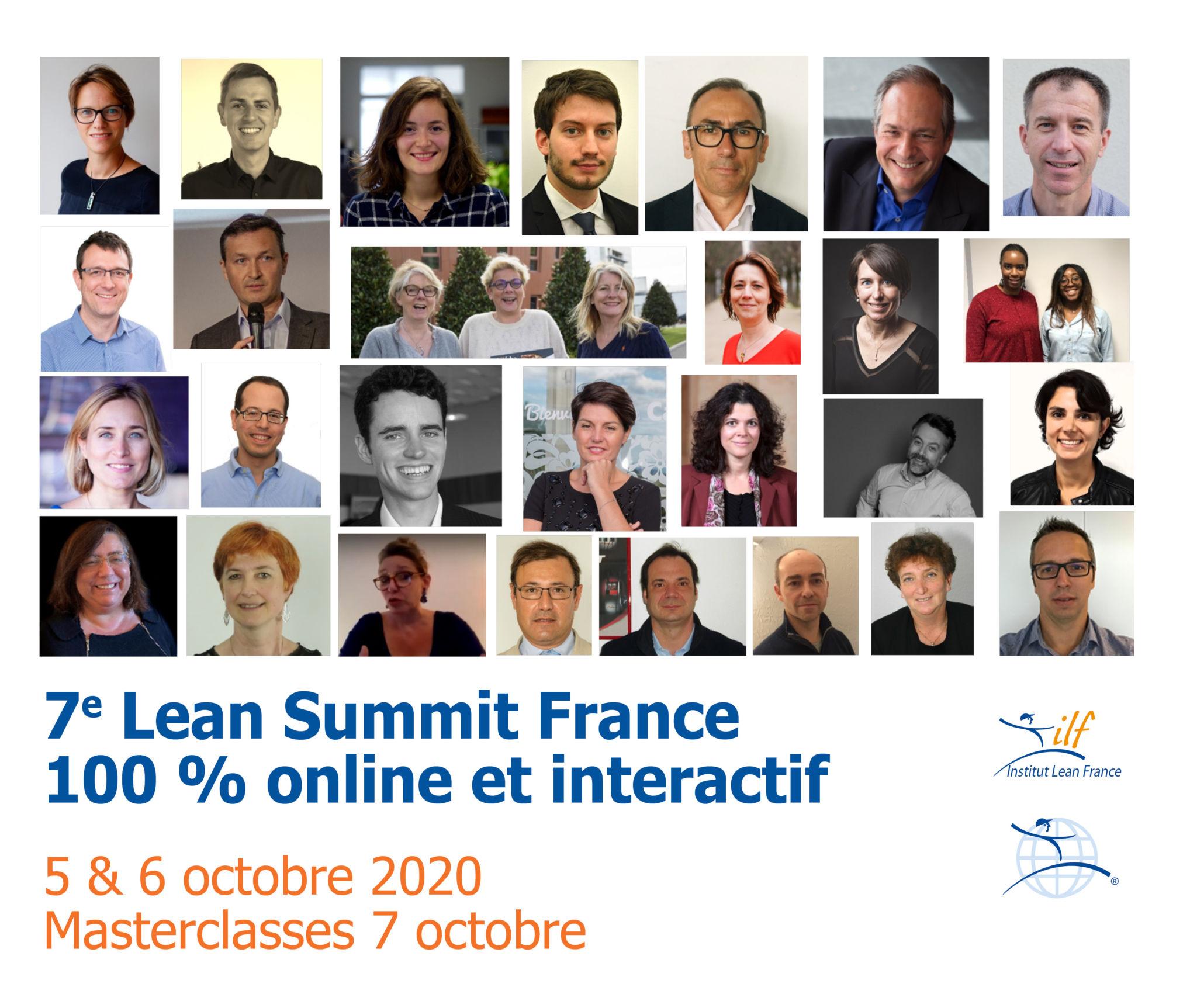 intervenantes online lean summit 2020